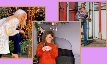 «Τι να φορέσω αυτές τις ημέρες»; Δες τι επέλεξαν οι διάσημες μαμάδες