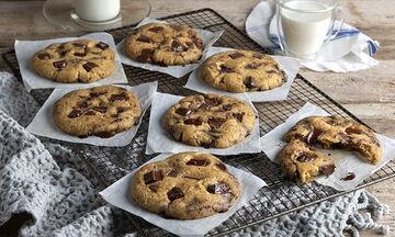 Γρήγορα soft cookies που θα φτιάξουν τα παιδιά σας σε χρόνο dt