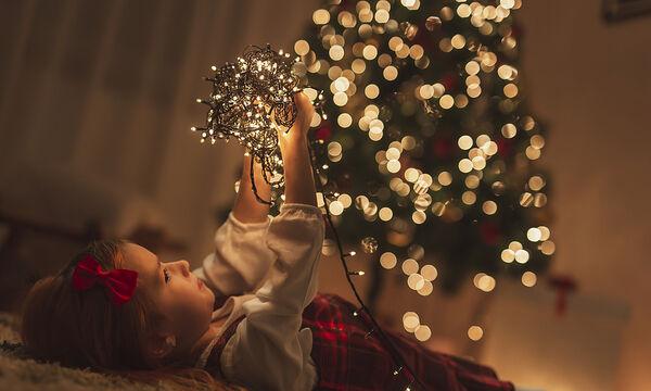 Χριστουγεννιάτικα φωτάκια: Πώς μπορείτε να τα διακοσμήσετε στο σπίτι;