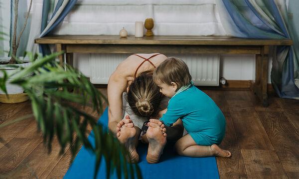 Γυμναστική για μαμάδες: Γυμνάστε όλο το σώμα σας με αυτό το workout
