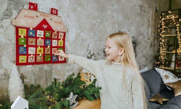 DIY ημερολόγιο για τη νέα χρονιά - Πώς θα το φτιάξετε