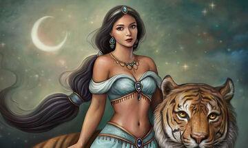Απίθανα έργα τέχνης με ηρωίδες της Disney από έναν Έλληνα καλλιτέχνη