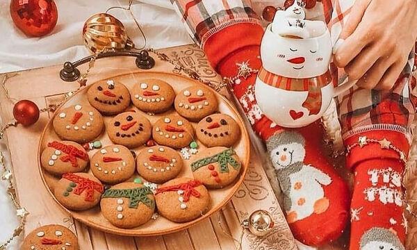 Δέκα χριστουγεννιάτικες ιδέες για να διακοσμήσετε τα μπισκότα (pics+vid)
