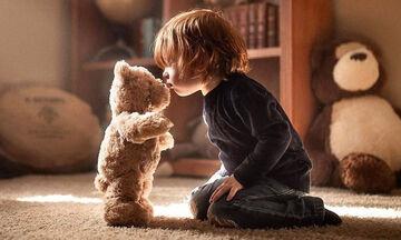 Εκπληκτικές φωτογραφίες παιδιών με το λούτρινο αρκουδάκι τους (pics)