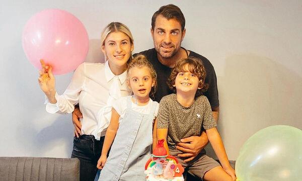 Χανταμπάκης - Πηλιάκη: Φώτο & βίντεο από το πάρτι γενεθλίων της κόρης τους