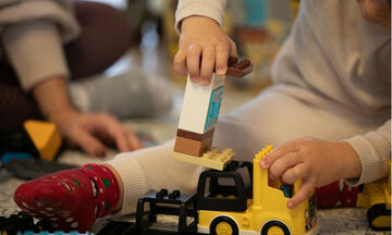 Παιχνίδι στο σπίτι: Η σημασία του να μπορεί να ανακαλύπτει κάθε μέρα νέες δεξιότητες