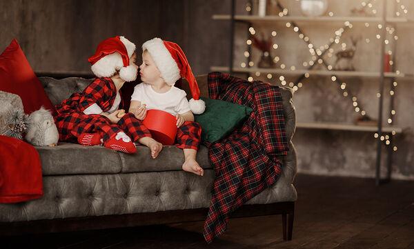 Χριστουγεννιάτικες μοντεσσοριανές δραστηριότητες για παιδιά στο σπίτι