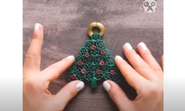 Χριστουγεννιάτικη διακόσμηση: Φτιάξτε ευφάνταστα στολίδια από ζυμαρικά