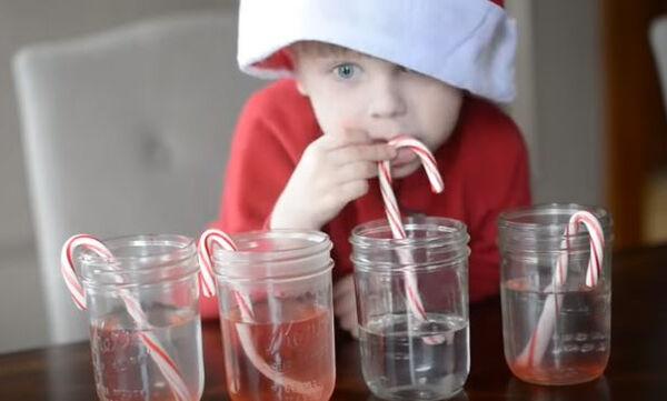Χριστουγεννιάτικα πειράματα που θα ενθουσιάσουν τα παιδιά