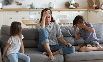 Tips για κουρασμένες μαμάδες:Καταπολεμήστε την κόπωση με τρεις τρόπους