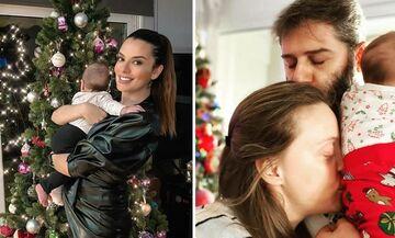 Διάσημες Ελληνίδες που θα γιορτάσουν τα πρώτα Χριστούγεννα με το μωρό τους