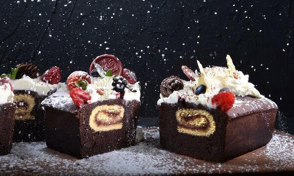 Γεμιστό κέικ βανίλια σοκολάτα που θα λατρέψουν τα παιδιά