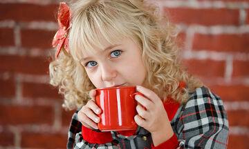 Polar Express ζεστή σοκολάτα για εσάς και τα παιδιά σας