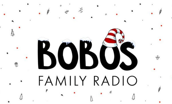 Το Bobos Family Radio φοράει τα γιορτινά του και σας καλεί να συντονιστείτε!