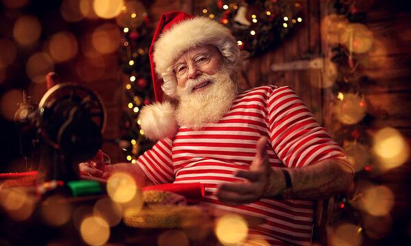 Μαμά; Θα έρθει ο Άγιος Βασίλης φέτος;