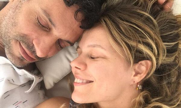 Γεωργία Αβασκαντήρα: Η φώτο με τον γιο της και το μήνυμα για τη μητρότητα