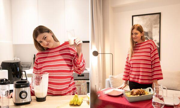 Το απολαυστικό μου smoothie με μπανάνα και το μυστικό για τηγανητές πατάτες χωρίς… τηγάνισμα!