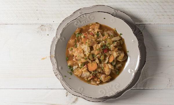 Αντιοξειδωτική σούπα με λάχανο - Θρεπτική και με λίγες θερμίδες