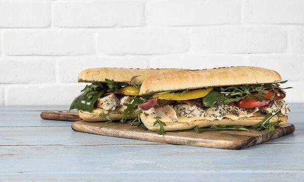 Φτιάξτε για τα παιδιά νόστιμα σάντουιτς με γαλοπούλα