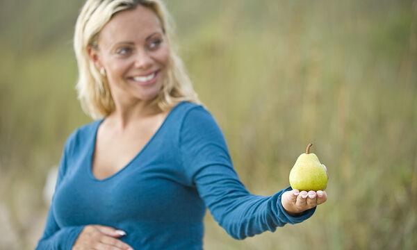Εγκυμοσύνη και διατροφή: 9 οφέλη του αχλαδιού στην εγκυμοσύνη