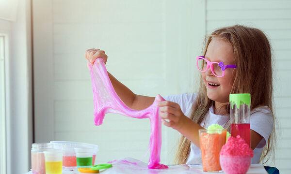 Slimes για παιδιά: 5 διαφορετικές συνταγές για φτιάξουν (vids)