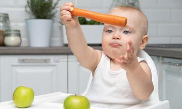 Έξυπνοι τρόποι να εντάξετε το καρότο στη διατροφή του παιδιού