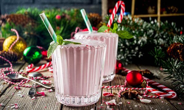 Χριστουγεννιάτικα smoothies για όλη την οικογένεια (vids)
