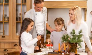 Γλυκά της τελευταίας στιγμής που μπορείτε να φτιάξετε με τα παιδιά σας