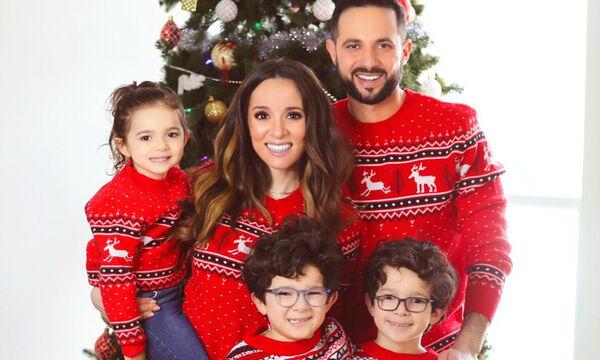 Καλομοίρα: Δείτε πού πήγε με τα τρία της παιδιά και ενθουσιάστηκαν