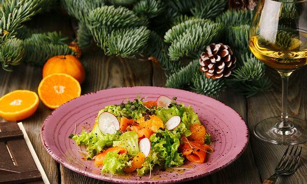 Έξι πράσινες σαλάτες για το γιορτινό τραπέζι (vids)