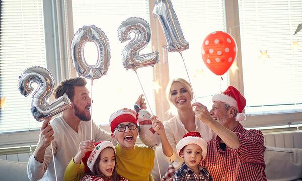 Ρεβεγιόν Πρωτοχρονιάς: Ιδέες για να περάσετε αξέχαστα με τα παιδιά
