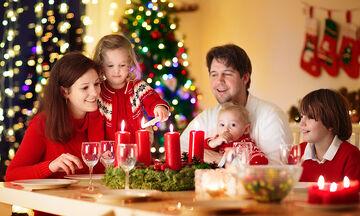 Τι να φάτε στο πρωτοχρονιάτικο τραπέζι για να μην πάρετε πολλές θερμίδες