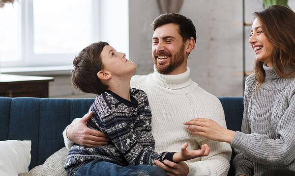 Ως γονείς έχουμε χρέος να δώσουμε ελπίδα και αισιοδοξία στα παιδιά μας