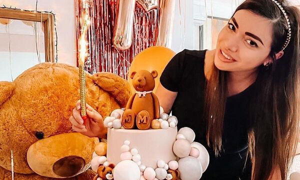 Όλγα Φαρμάκη: Η νέα φωτογραφία της με φουσκωμένη κοιλίτσα είναι απίθανη