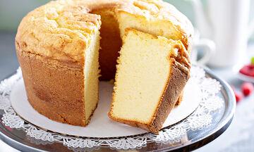 5+1 μυστικά επιτυχίας για τέλειο κέικ που πρέπει να γνωρίζετε