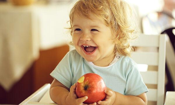 Τα πέντε οφέλη του μήλου στην υγεία και την ανάπτυξη των παιδιών