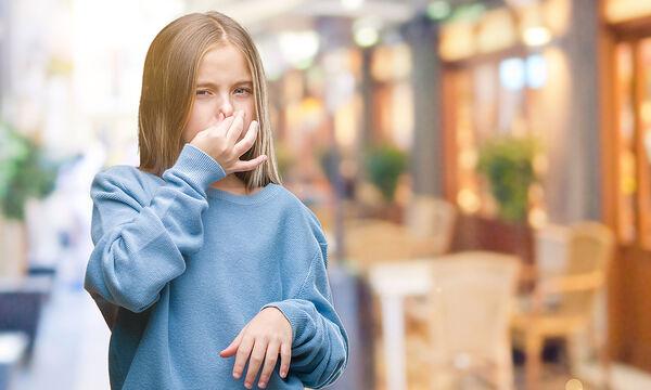 Γιατί μυρίζει το στόμα του παιδιού;