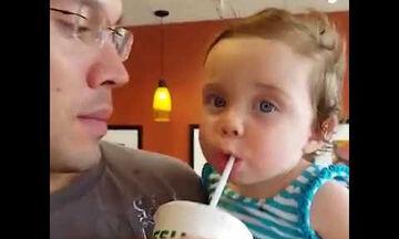 Παιδιά δοκιμάζουν για πρώτη φορά αναψυκτικό - Δείτε τις αντιδράσεις τους