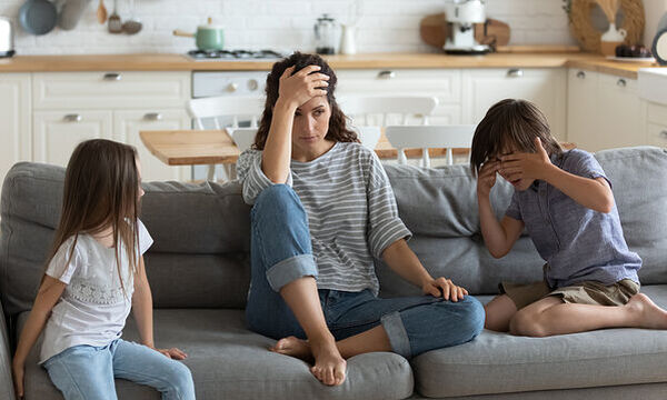 Όταν το  παιδί «τρελαίνει» τους γονείς με τη συμπεριφορά του