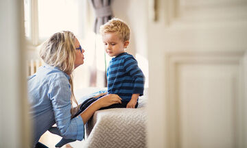 Πόσο αυστηρός πρέπει να είναι ο γονιός;