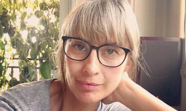 Βίκυ Βολιώτη: Δείτε πώς την φωτογράφισε η κόρη της (pics)