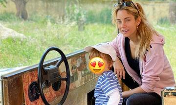 Δούκισσα Νομικού: Ο γιος της πήγε για μπάνιο στη θάλασσα