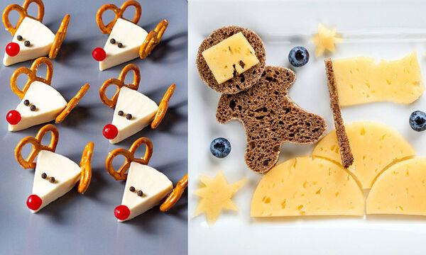 Σνακ για παιδιά: 5+1 ιδέες για ευφάνταστα πιάτα με τυρί