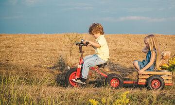 Παιδική επιθετικότητα σε παιδιά 2 έως 5 ετών