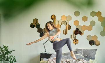 Γυμναστική για μαμάδες: Χορευτικό πρόγραμμα ΗΙΙΤ για απώλεια βάρους