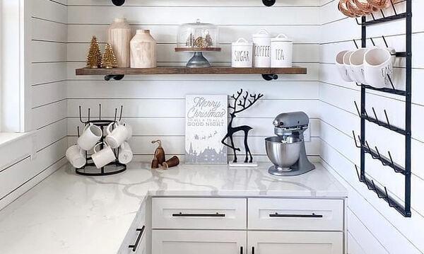 Μικρή κουζίνα: 34  πανέξυπνοι τρόποι για να κερδίσετε χώρο (vid)