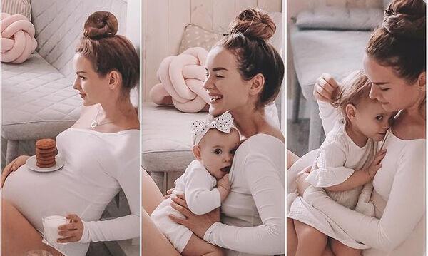 Απίθανες φωτογραφίες πριν και μετά την εγκυμοσύνη