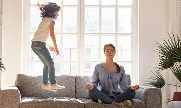 5 εύκολοι τρόποι για να γίνεις πιο υπομονετική μαμά αυτή τη χρονιά
