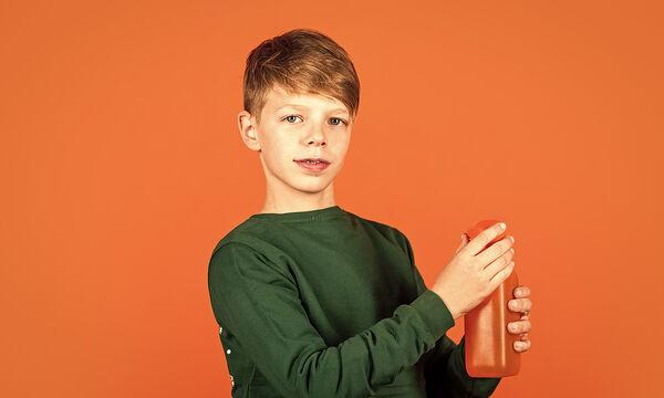 Κόκκινο smoothie για παιδιά που θα ενισχύσει το ανοσοποιητικό