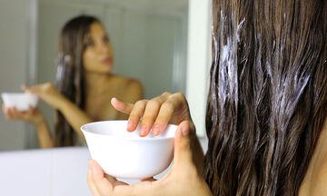 Tips για μαμάδες: Σπιτικές μάσκες για λιπαρά μαλλιά
